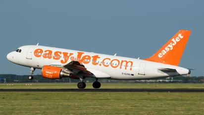 G-EZAG - easyJet Airbus A319