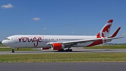C-GHPE - Air Canada Rouge Boeing 767-300