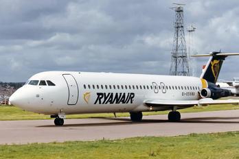 EI-CCX - Ryanair BAC 111