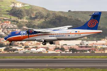 EC-KUR - Islas Airways ATR 72 (all models)