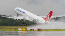 TC-JNZ - Turkish Airlines Airbus A330-300 aircraft