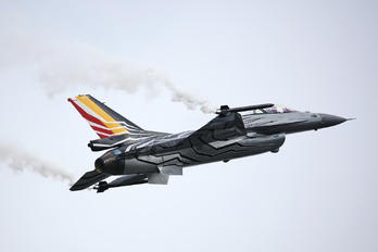 FA-123 - Belgium - Air Force Lockheed Martin F-16A Block 20 MLU