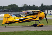 SE-XZS - Private Pitts Model 12 aircraft