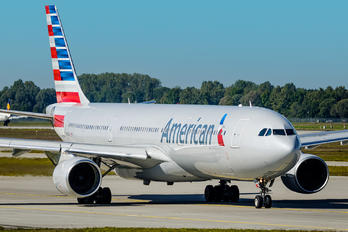 N270AY - American Airlines Airbus A330-300
