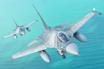 1608 - Romania - Air Force Lockheed Martin F-16AM Fighting Falcon