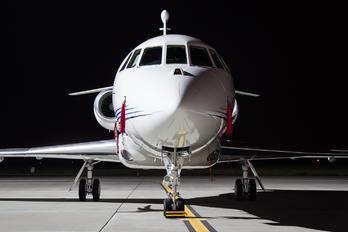 N310U - United Technologies Dassault Falcon 2000 DX, EX
