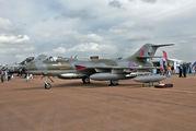 ZZ190 - HHA Hawker Hunter F.58 aircraft