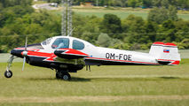 OM-FOE - Private LET L-200 Morava aircraft