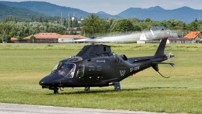 SP-AWW - Private Agusta Westland AW109 SP GrandNew