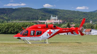 OM-ATT - Air Transport Europe Bell 429