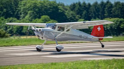 HB-COR - Private Cessna 140