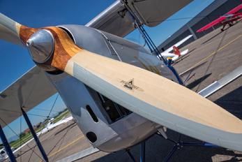 HB-UPE - Private de Havilland DH. 60 Moth
