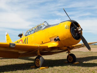 E.16-70 - Spain - Air Force North American T-6G Texan