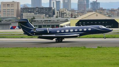 N368GW - Private Gulfstream Aerospace G650, G650ER