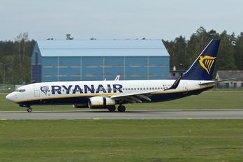 EI-DWJ - Ryanair Boeing 737-800