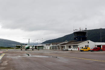 ENRA - - Airport Overview - Airport Overview - Apron