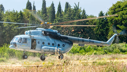 210 - Croatia - Air Force Mil Mi-8MTV-1