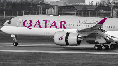 A7-ALE - Qatar Airways Airbus A350-900