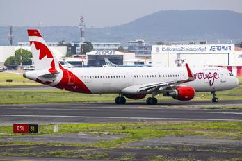 C-FJOK - Air Canada Rouge Airbus A321