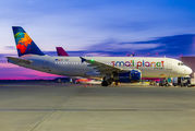 SP-HAD - Small Planet Airlines Airbus A320 aircraft