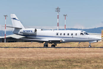 N790FH - Private Israel IAI 1125 Astra SP