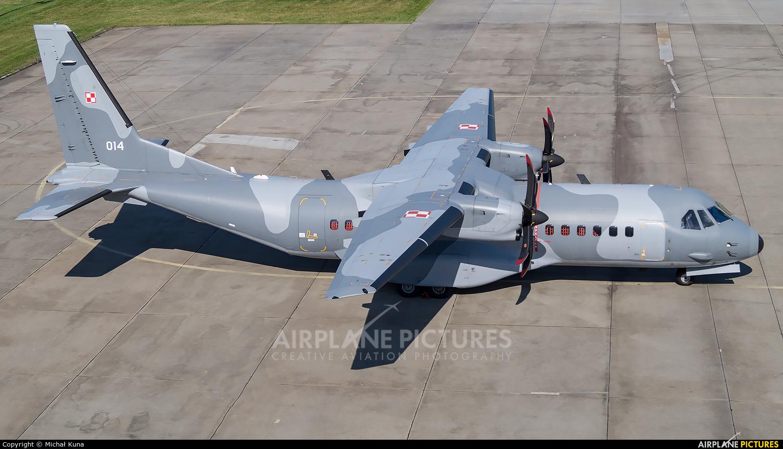 """Risultato immagini per Polish Air Force CASA C-295 M"""""""