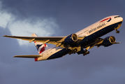 G-YMMJ - British Airways Boeing 777-200ER aircraft