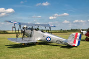 G-AFTA - The Shuttleworth Collection Hawker Tomtit aircraft