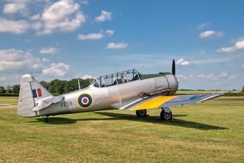 FE511 - The Shuttleworth Collection Noorduyn AT-16 Harvard IIB