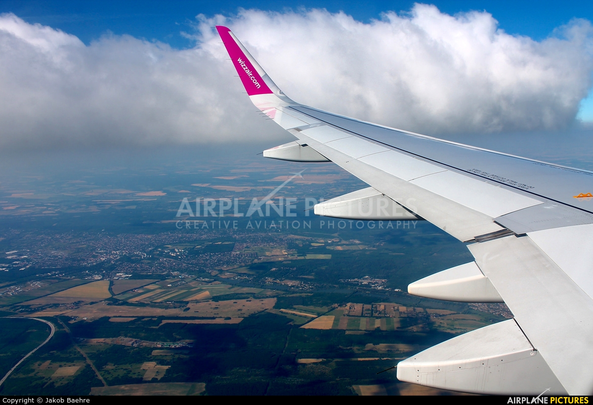 Wizz Air HA-LYG aircraft at In Flight - Germany