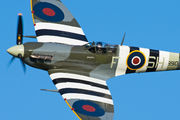 "AB910 - Royal Air Force ""Battle of Britain Memorial Flight&quot Supermarine Spitfire Mk.Vb aircraft"