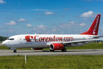 TC-TJN - Corendon Airlines Boeing 737-800