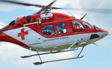 OM-ATT - Air Transport Europe Bell 429