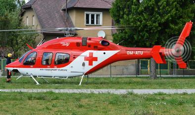 OM-ATU - Air Transport Europe Bell 429