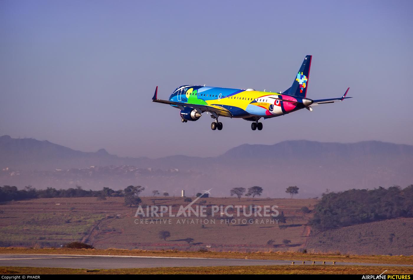 Azul Linhas Aéreas PR-AXH aircraft at Belo Horizonte - Tancredo Neves