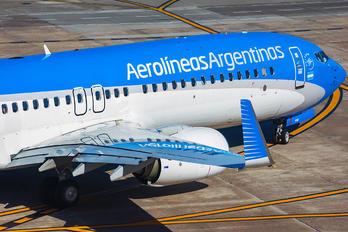 LV-FVM - Aerolineas Argentinas Boeing 737-800