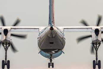JA853A - ANA Wings de Havilland Canada DHC-8-400Q / Bombardier Q400