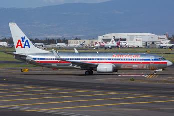 N862NN - American Airlines Boeing 737-800