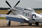 D-FTSI - Private North American F-51D Mustang aircraft