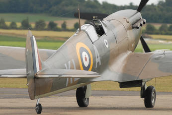 G-CGUK - Private Supermarine Spitfire Mk.Ia