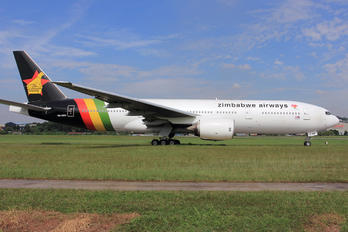 9M-MRP - Zimbabwe Airways Boeing 777-200ER