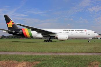 9M-MRP - Zimbabwe Airways Boeing 777-200ER
