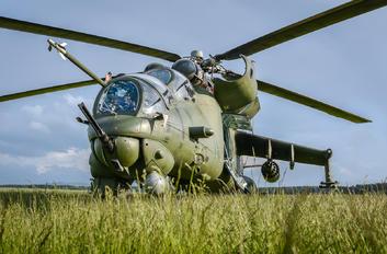 459 - Poland - Air Force Mil Mi-24D