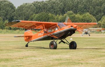I-B750 - Private Zlin Aviation Shock Cub