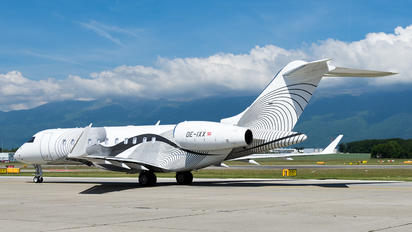 OE-IXX - Avcon Jet Bombardier BD-700 Global 5000