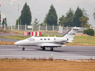 F-HJPH - Private Cessna 510 Citation Mustang