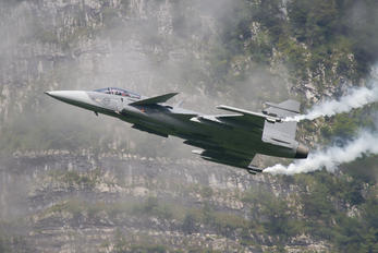 289 - Sweden - Air Force SAAB JAS 39C Gripen