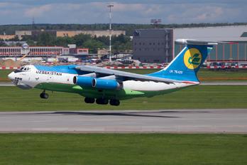 UK-76426 - Uzbekistan Airways Ilyushin Il-76 (all models)