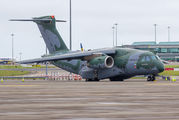 Rare visit of Embraer KC390 to Dublin title=