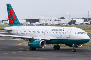 N838AW - American Airlines Airbus A319